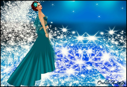 Ondine For Orchidea Couture by ♥Caprycia♥