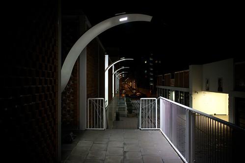 """298/365 - """"Night Walking"""" nr.25 by Luca Rossini"""