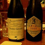 ベルギービール大好き!!ドゥリー・フォンティネン・アウドゥ・グーズ3 Fonteinen Oude Geuze @ビスカフェ