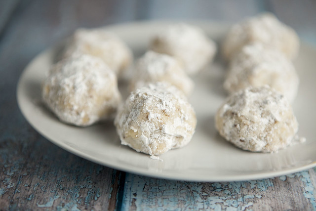Snowball Cookies (3)