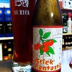 ベルギービール大好き!! クリーク・ファンタスティークKriek Fantastiek