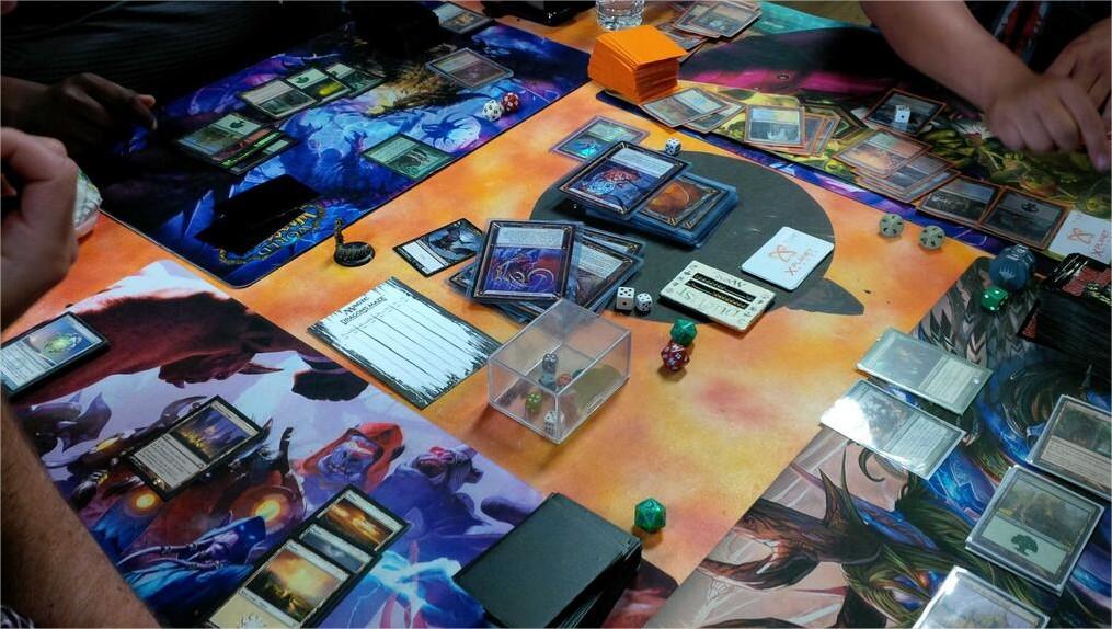 Magic the Gathering EDH Commander Archenemy X Planet Games