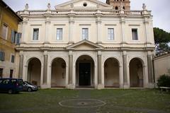 Chiesa dei Santi Bonifacio e Alessio - Roma