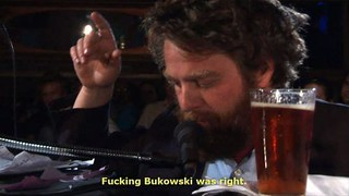 bukowski was right
