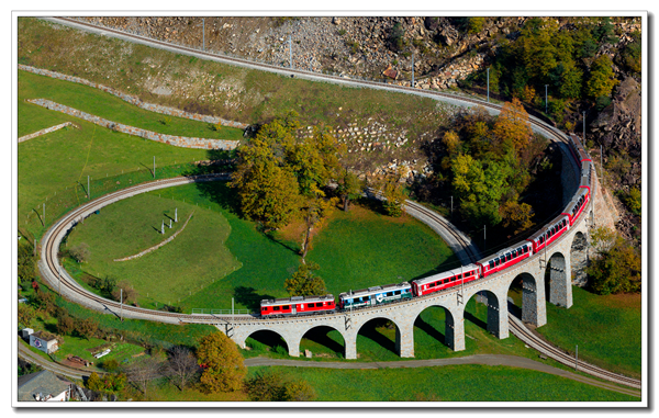 Bernina Express 3