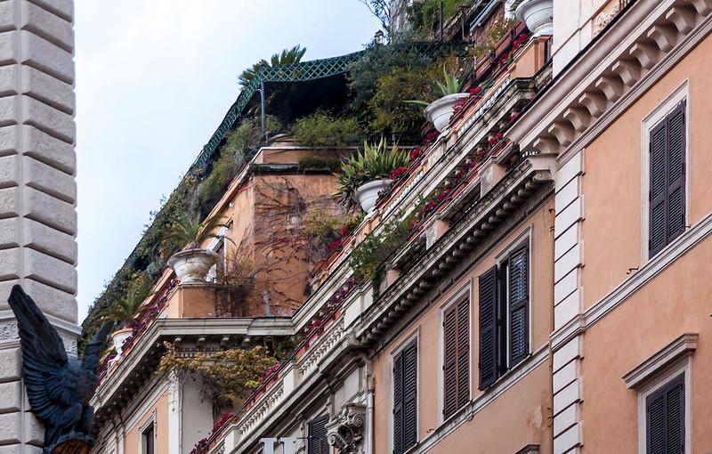 Terrasse de Rome