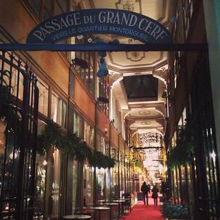 Passage du Grand Cerf, Paris