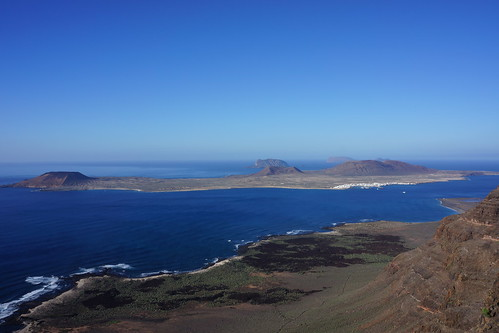 Private island close to Lanzarote