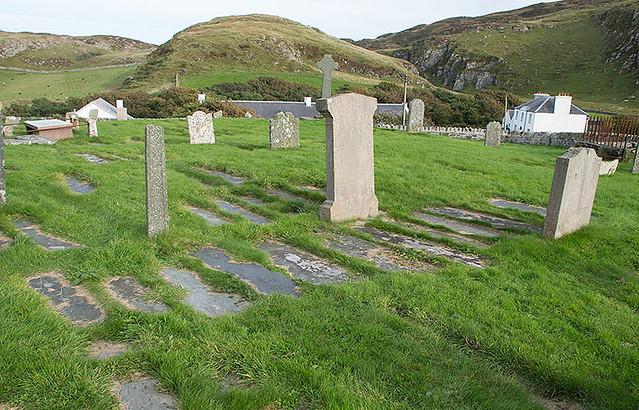 Kilchoman Churchyard