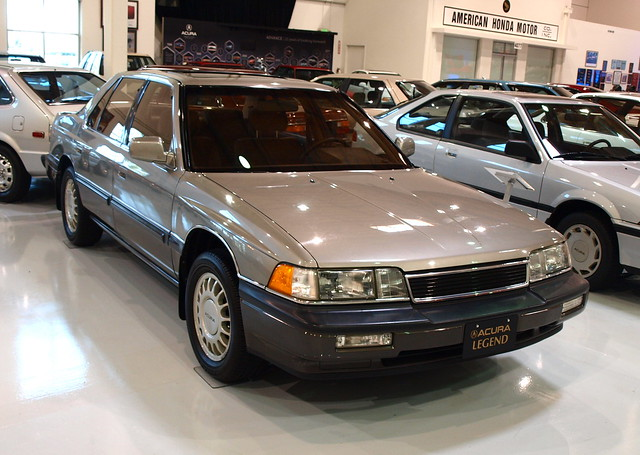 1986 Acura Legend