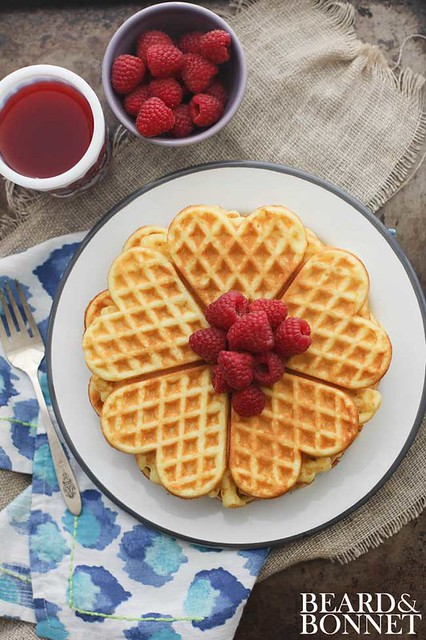 America's Test Kitchen Buttermilk Waffles