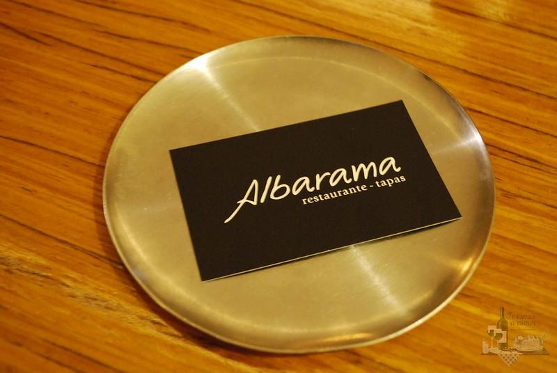 Tarjeta Albarama