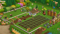 My Farmville Home March 2014