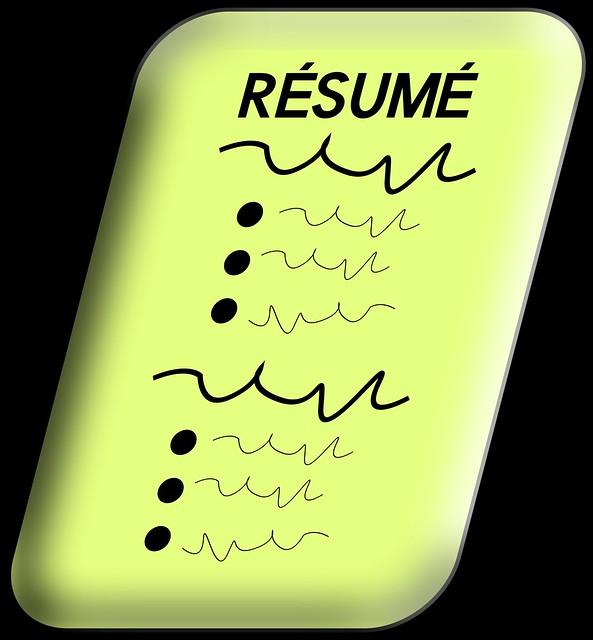 Resume Writing Tips: Mẹo viết resume (CV, hồ sơ xin việc) (Tiếng Việt) from Flickr via Wylio