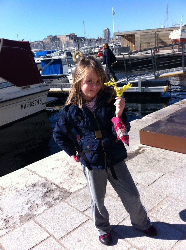 Louloute à Marseille