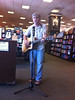 Len Vlahos and The Scar Boys at B&N Huntington Beach 1 by scarboysbook