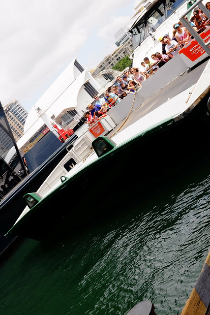 Darling Harbour boat