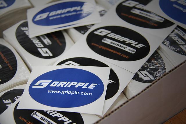 Header of gripple