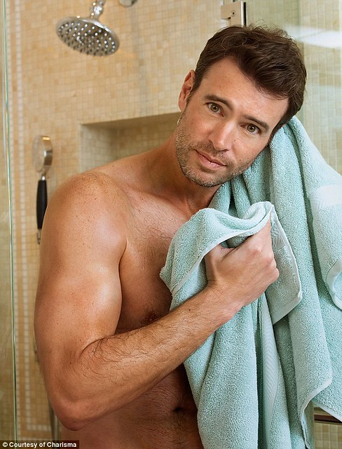 Scott Foley Charisma ad
