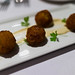 Small photo of Pumpkin, Sage and Mozzarella Arancini