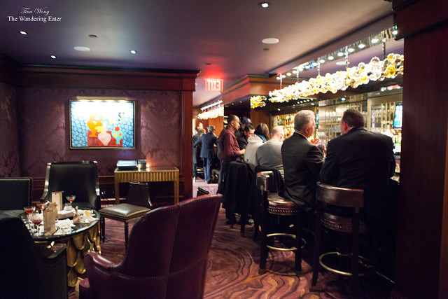 Interior of Tavern 51