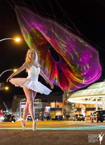 """Aurora"" - TED 2014 Vancouver Ballet Dancer"