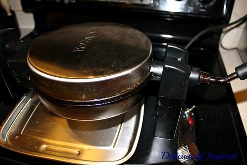 Waffle - Waffle Maker - Waring