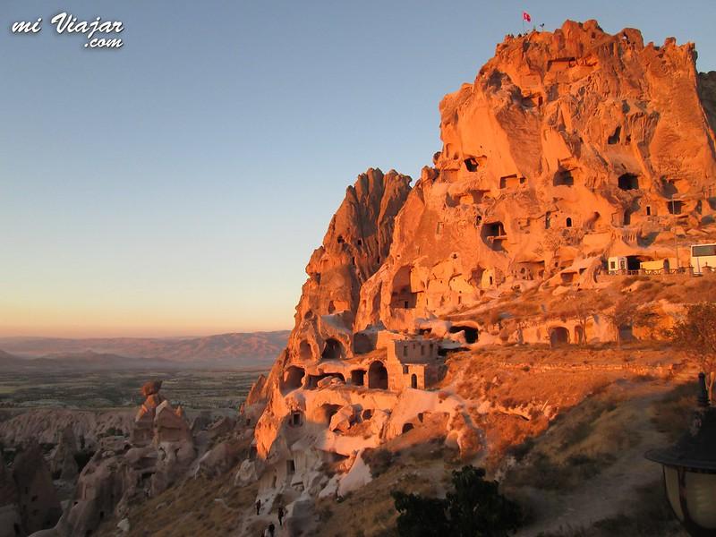 Uchisar. Cappadocia
