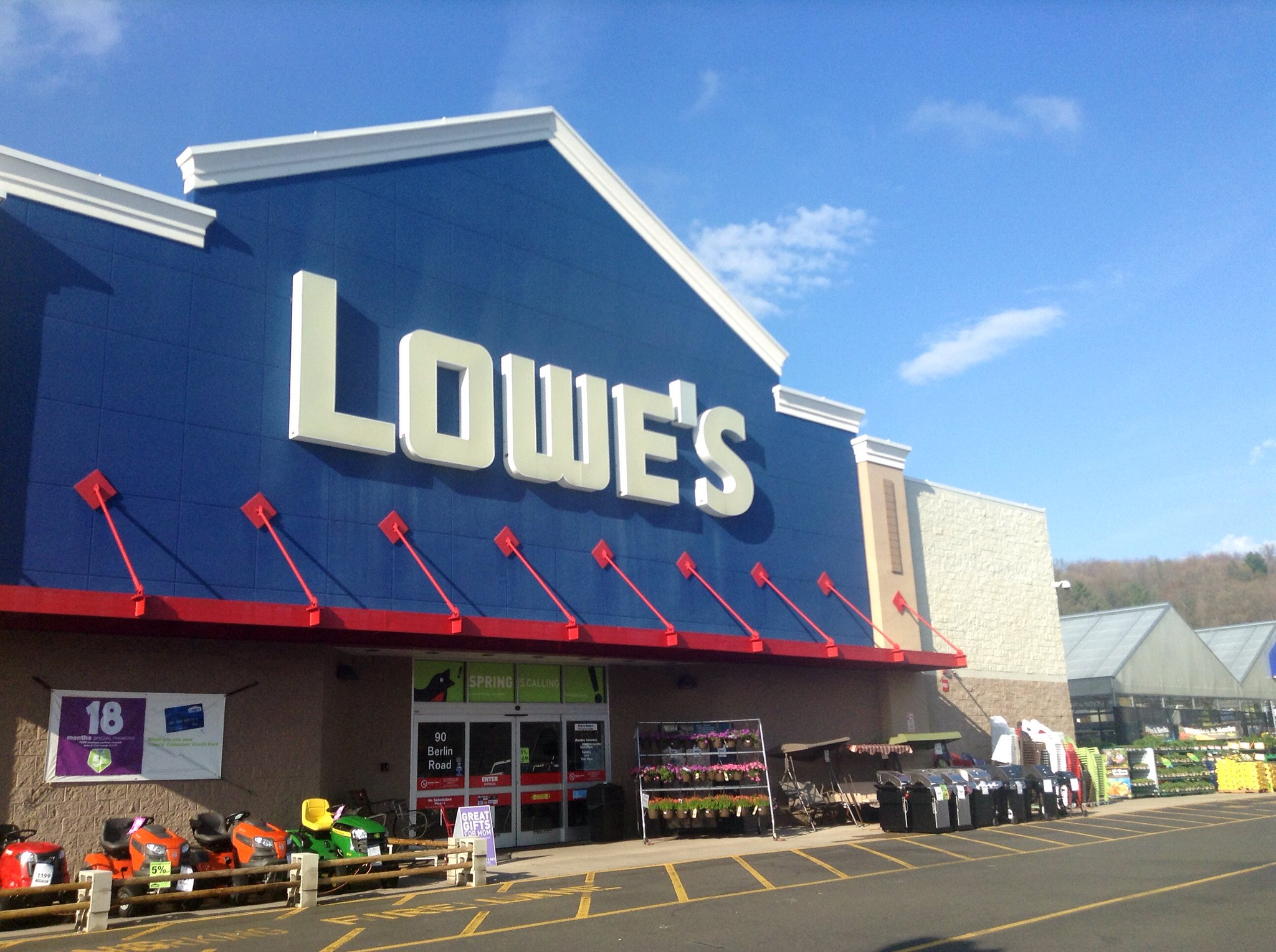 Lowe 39 S Home Improvement Center Lowes Store Lowe 39 S Logo