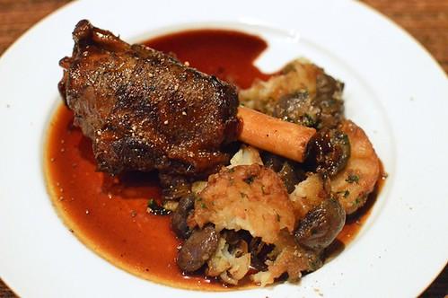 Bitton Gourmet: Lamb shank