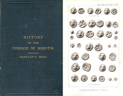 1881 Coinage of Boeotia