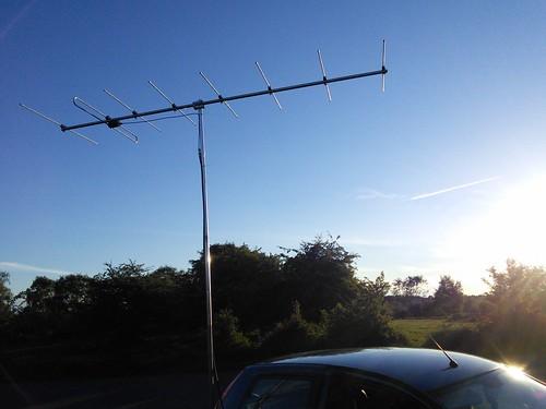 Uhf Antenna  Jaybeam Uhf Antenna