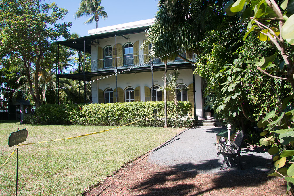 Ernest Hemingway Home in Key West