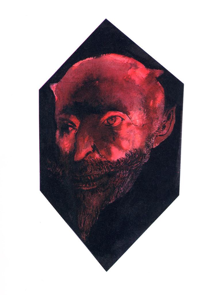 Leonard Baskin - The Sly Devil