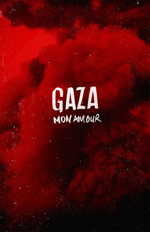 Gaza solidarity poster