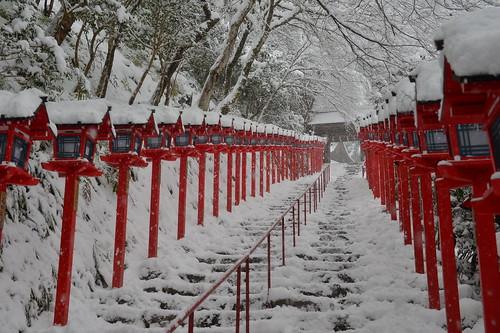 Kifune-shrine