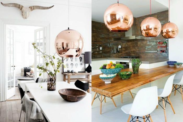 Home Inspiration Kupfer Lampen 02