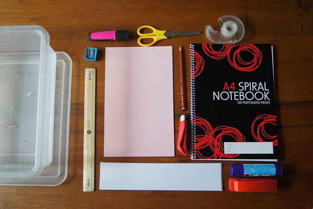 managing homework materials DSC03405