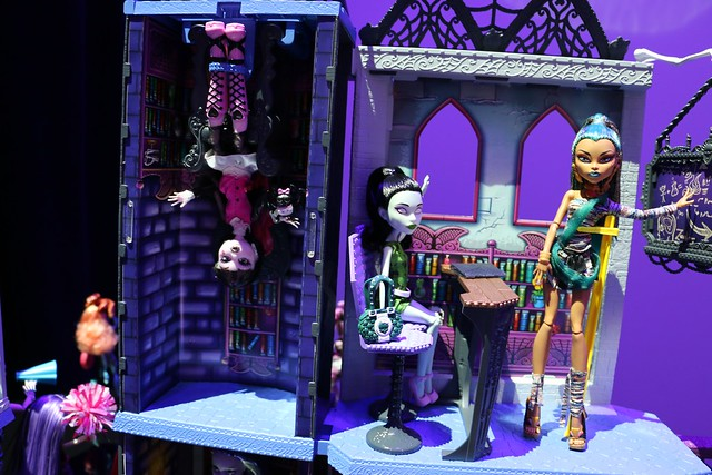 Mattel - New York Toy Fair 2015