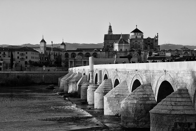 The Historic Roman Bridge - Cordoba