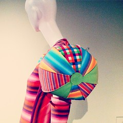 high fashion floaties! #japanese #inflatable #spandex #fashion #isseymiyake #thecrowcollection #dallas
