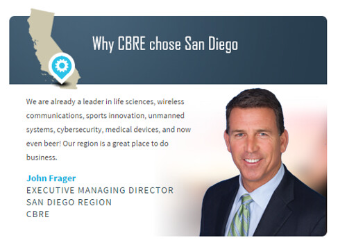 Why CBRE Chose San Diego
