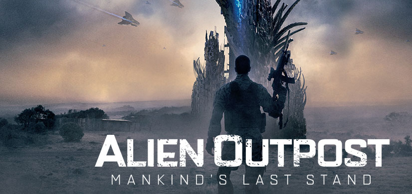 Chiến Tuyến 37 - Alien Outpost 37 (2014)