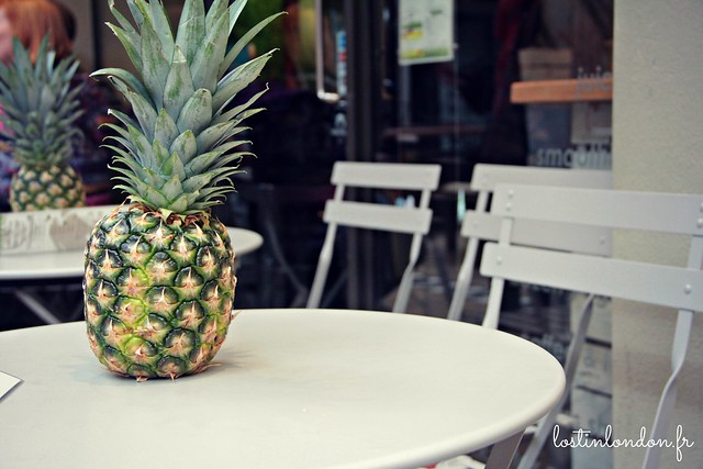 pineapple in kingly court