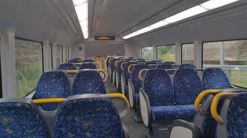 Sydney Trains 'Waratah' Train 20150124_181121