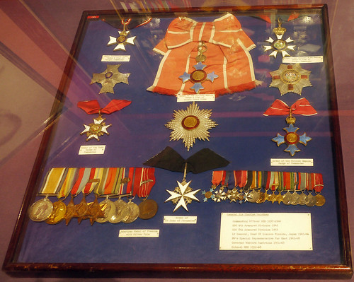 Highly Decorated