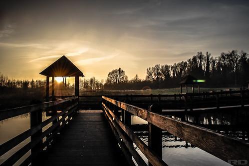 sunset de soleil coucher pont pas parc japon calais nord chine bois ansereuilles