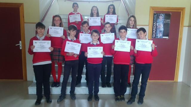 Concurso Thales 2016 E. Primaria