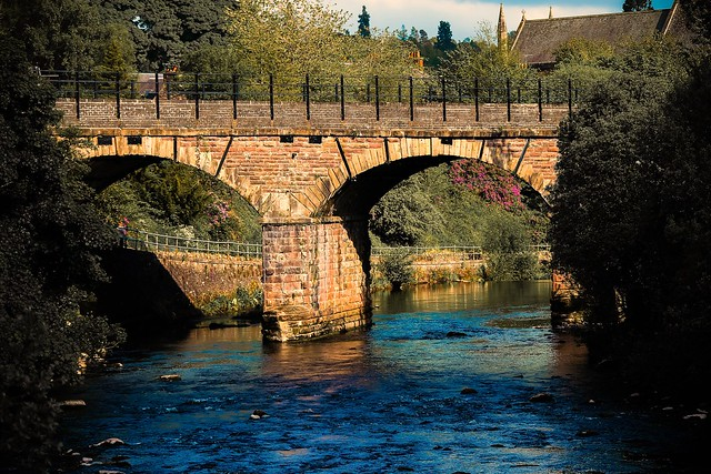 Postcard from Dunblane....
