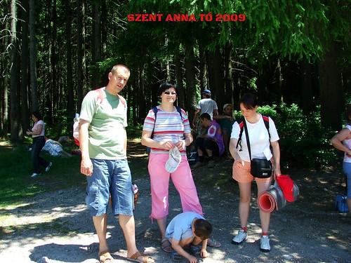 Szent Anna tó 2009